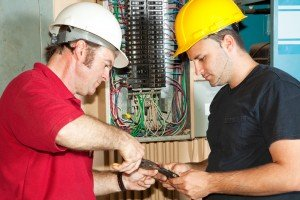 circuit breaker box repair