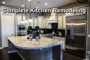 Complete Kitchen Remodeling | (480) 726-0011